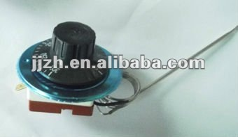 adjustable capillary high temperature thermostat ego for hot plate