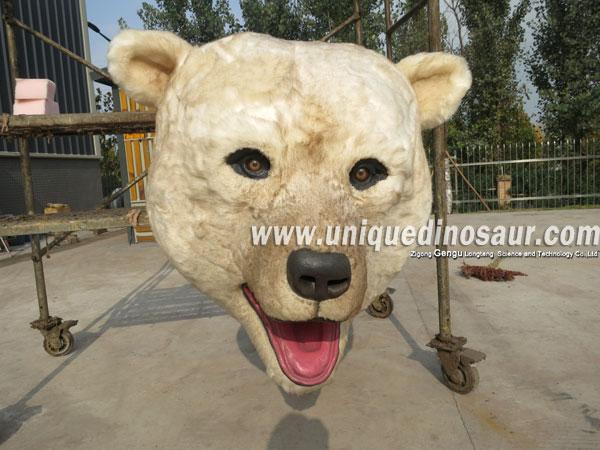 Polar Bear Statues For Sale Wall Mounted Bear Head.jpg