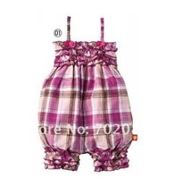 2012 Free shipping  5pcs spring Autumn  Summer Baby pants Baby overalls size:80 90 100