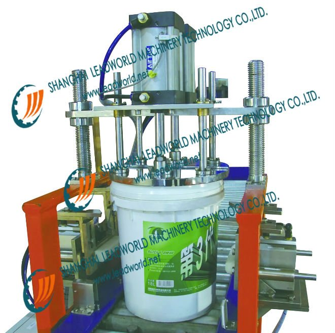 Auto weighing fossil oil filling machine (For small-caliber bottle)