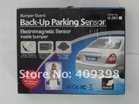 Система помощи при парковке drop shipping Factory Electromagnetic parking sensor not need drill hole Drop shipping support