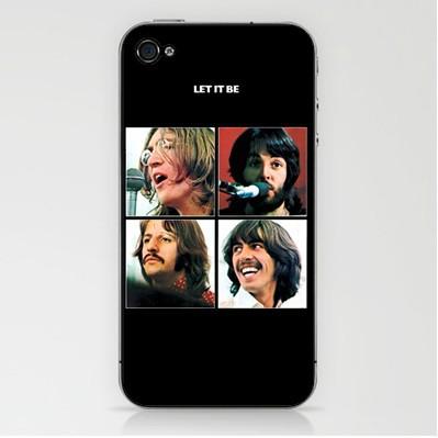 Beatles Леннон Пол Маккартни 3d жесткий чехол для iphone 6/6s плюс 4s5s5c с розничной упаковке