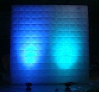 Рекламное надувное изделие inflatable lighting wall for advertising decoration