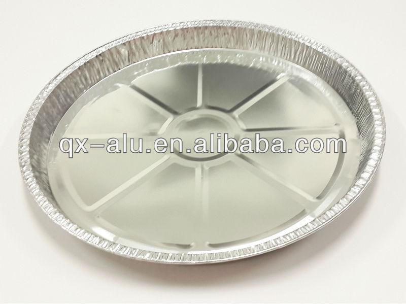 """9"""" Round Aluminum Container"""