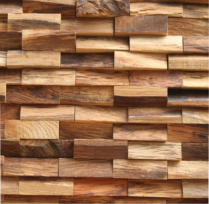 WOOD DECORATIVE 3D WALL PANELS