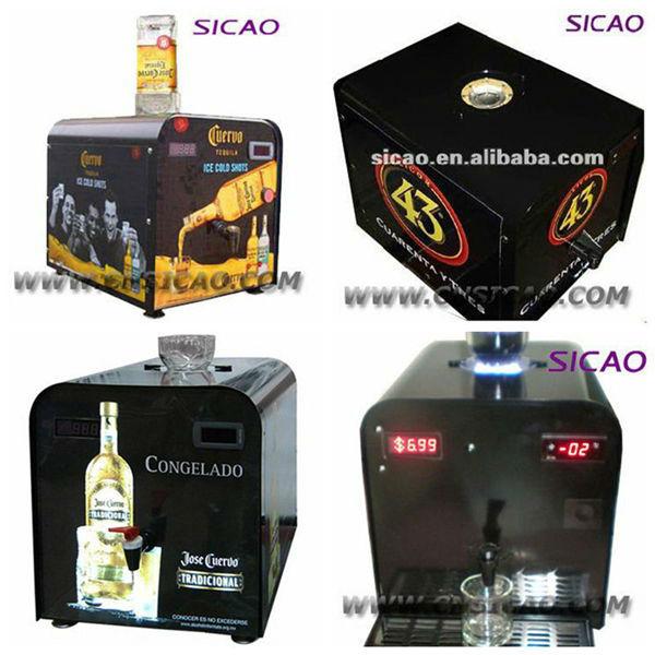 Refrigerated Wine Dispenser Wine Dispenser Machine For