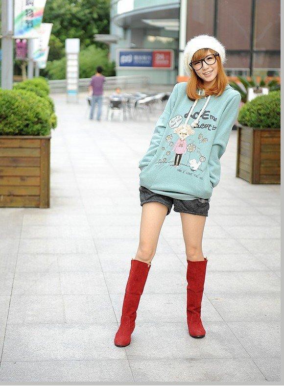 [Help] Cách chọn quần áo cho nữ thấp