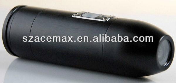 20 M étanche 1080 P Full HD Mini plongée caméra Bullet Style pour vtt moto parachutisme, Sports extrêmes