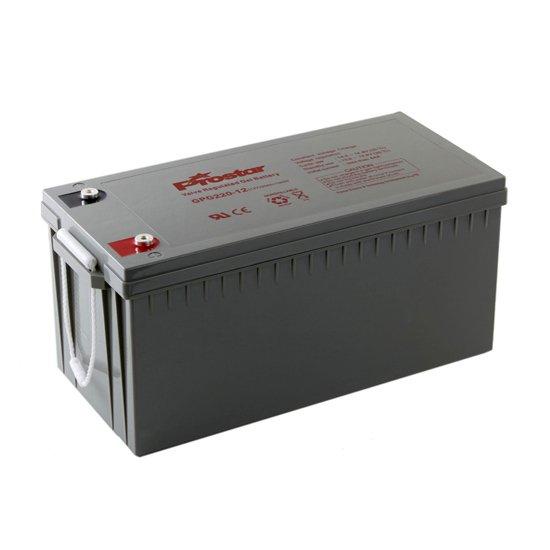 12V 220Ah Solar Gel Battery Rechargeable Storage Batteries
