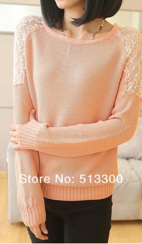 Пуловер Пэчворк С Доставкой
