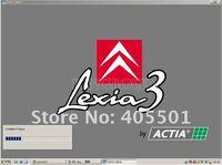 Оборудование для диагностики авто и мото 2015 V48 multi/langauge Citroen & Peugeot Lexia 3 PP2000 Diagbox v7.56 lexia3