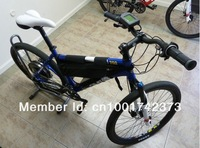 2012 HPC HT-1 2000w Electric High Performance Mountain Bike Ebike 40mph KHS NR!!