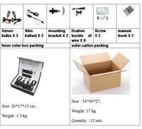 продаете! HID Балласт kit slim балласт, одной лампы 12В, гарантия 12 месяцев 35w