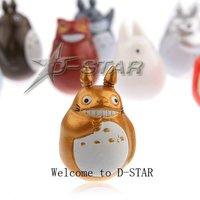 Free Shipping Funny Totoro Anime Tumbler Figure (8pcs per set)