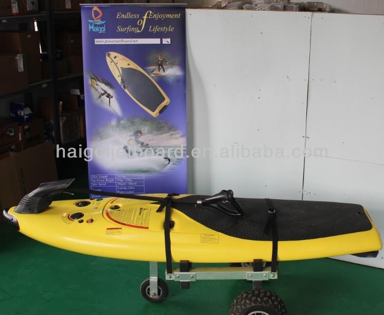 Für Wasserski über mini jetski- jet surfen, 330cc macht jetboard ...