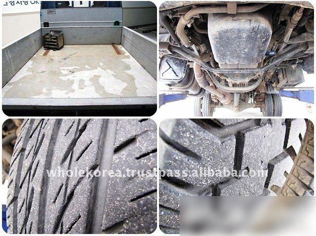 kia bongo frontiera 1 tonnellata doppio tappo corea usato auto