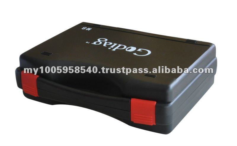 2012 New arrival Wireless Auto Diagnostic Tool Godiag M8 Supporting TIS& HDS& MUT-III&VAS&PADT