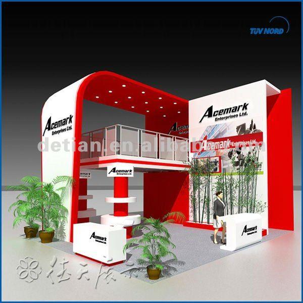 Exhibition Booth Double DeckExhibition StandExhibition