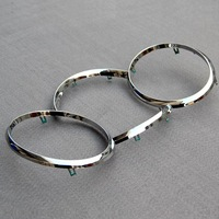 Наклейки NEW Products! chevrolet cruze accessories ABS chrome trim spray-paint baking instrument decoration ring, auto parts
