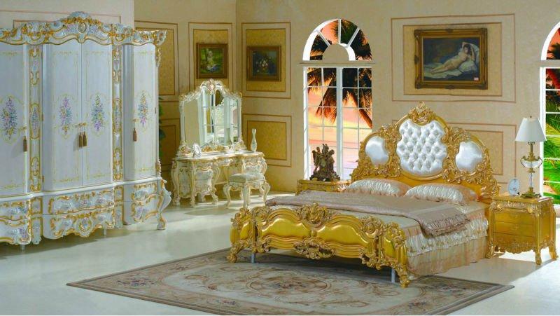 Europa classis mobili in stile  a mano in legno massello ...