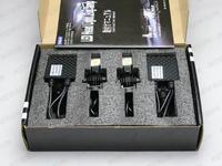High power 50W White H10 Car Headlight bulb led Lamp Bulbs 5000K 1800LM auto Truck H10 LED CREE Head Light