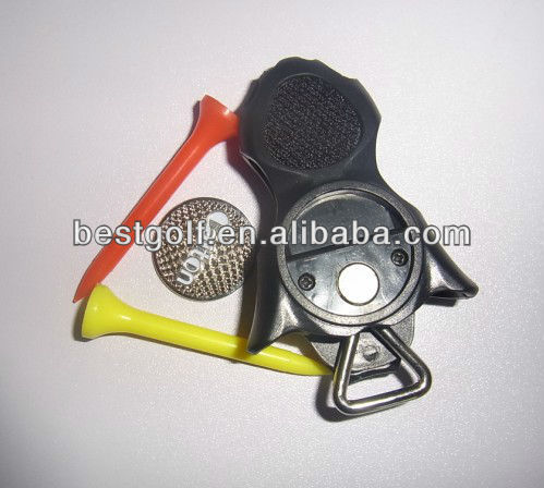 Hot Seller Factory Manufacture 5 In 1 Golf Compact Tool A105