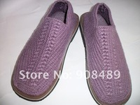 Женские кроксы Warm and comfortable, soft, fashion, strong, Hand-made clogs