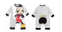 Детский комбинезон 4pcs/lot baby boy/girl cartoon bodysuit long sleeve bodysuit five different designs cotton bodysuit