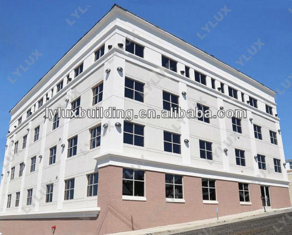 Prefabricated Cheap Office Building House Prefab Steel
