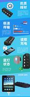 USB разветвитель Weixin 5Gbps USB 3.0 5v 2a, 4PORT USB 3.0 0002