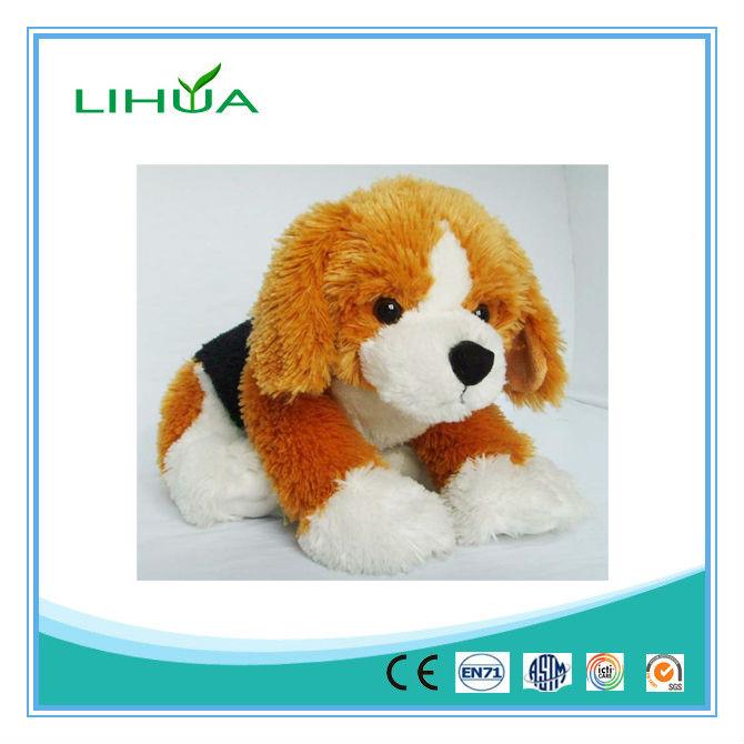 Lovely plush stuffed house big ear toy dog