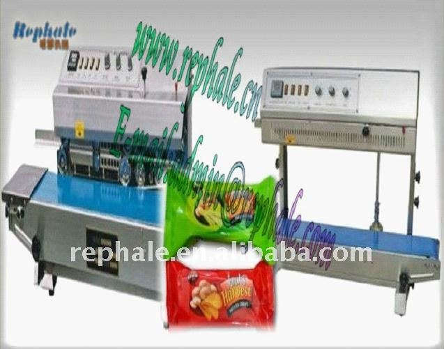 plastic/film packing machine
