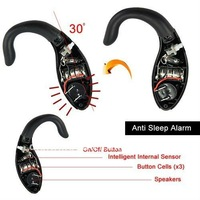 Датчики, Сигнализации Sound Alert Anti Sleep Alarm High Quality Anti Sleep Driving 50pcs/lot EMS