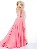 Платье на студенческий бал rouched bodice