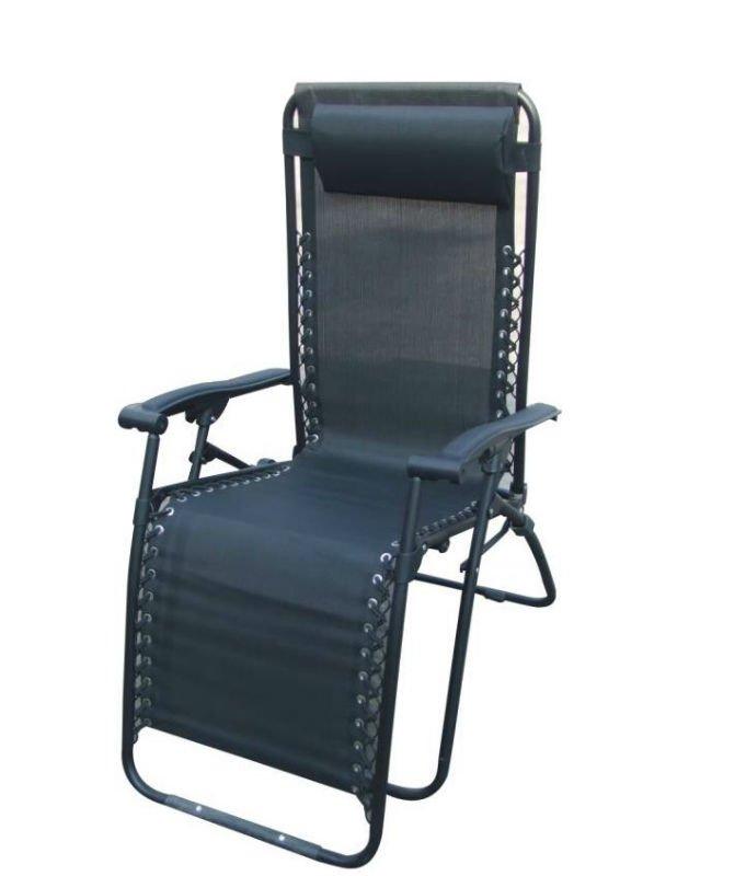 Pliante en plein air z ro gravit chaise sommeil for Chaise 0 gravite