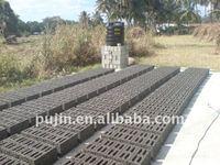 Оборудование для изготовления кирпича YP8-20 Concrete Block Machine for building materials