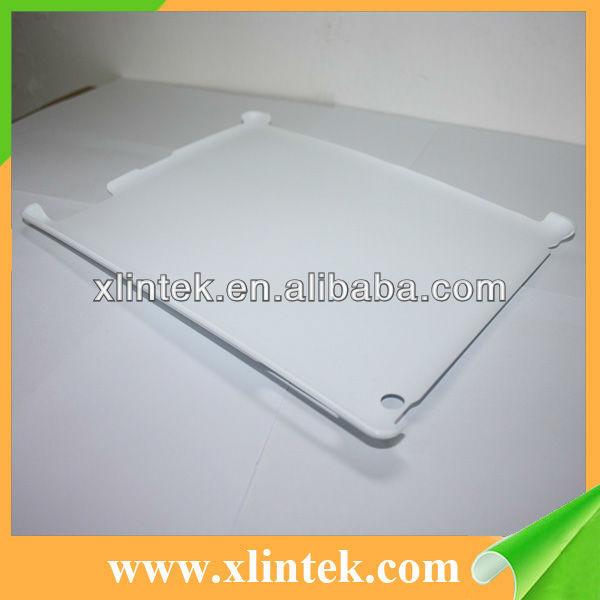 3D sublimation matte cases for iPad 2