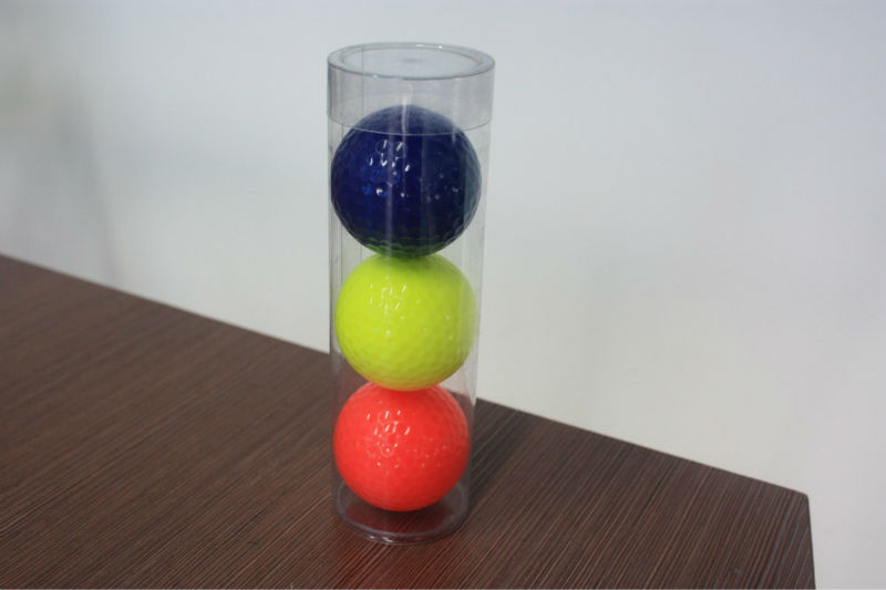 2-layer driving range coloful golf ball