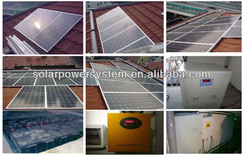 Complete with battery and brackets 10000w solar panel pakistan lahore