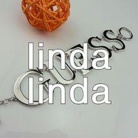Потребительские товары 15usd, shippinig! jewelry g[About] decorative yet exquisite fashion jewelry letter G * S Bracelet (gold and