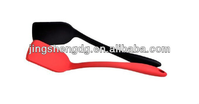 2013 high quality best selling colourful silicone spatula