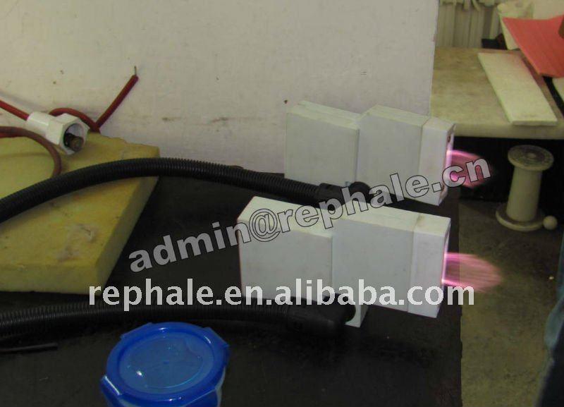 high quality Plastic film and mental film corona processor