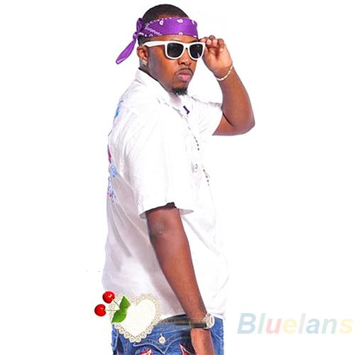 Таз-hop bandanas for Male female men Женщины head scarf Scarves multi colour Стиль Wristband  2013  Хлопок 100%