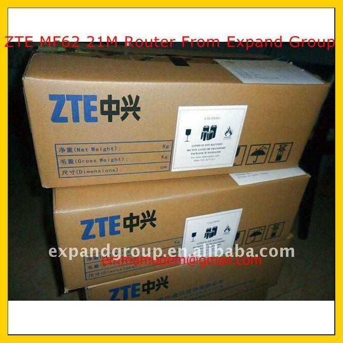 ZTE MF62 4G HSPA+ Mifi Router 21Mbps MF60