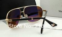 Мужские солнцезащитные очки New fashion brand sunglasses Polarized sunglasses the sun glasses for men anti uva uvb With original box accessories