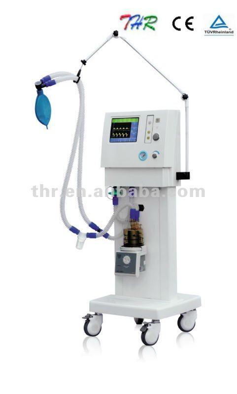 breathing machine hospital