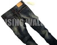 Мужские джинсы 2013 Men's jeans, Leisure&Casual jeans, Newly Style fashion jeans desigher jeans, standard straight 65