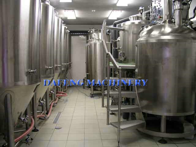 Sell 7BBL-10BBL Micro fermenting&brewing system