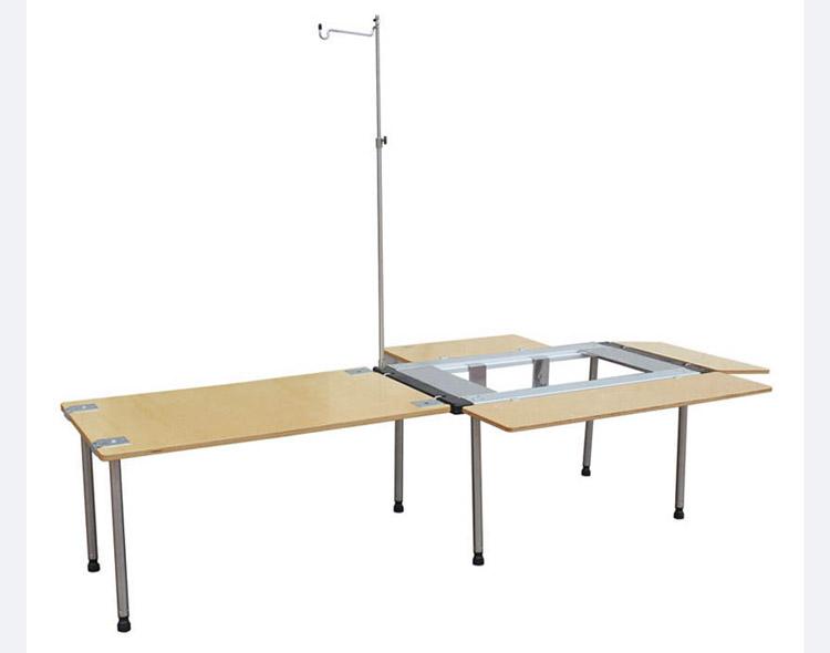 알루미늄 접이식 테이블 대나무 테이블 접이식 캠핑 테이블 세트 ...