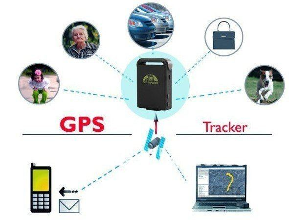 2012 new arrival GPS Trackers BabyTrackers TK102 Mini Global Real Time 4 bands GSM/GPRS/GPS Car Tracking Device